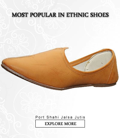 Ethnic Sports Shoes