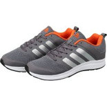 AG018 Adidas Size 8 Shoes jogging shoes