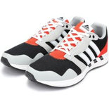 A038 Adidas Size 9 Shoes athletic shoes