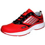 RK010 Red Size 8 Shoes shoe for mens
