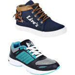 M039 Multicolor Size 8 Shoes offer on sports shoes