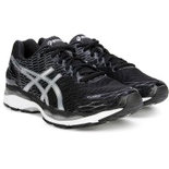 AW023 Asics Size 8 Shoes mens running shoe