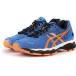 A026 Asics Size 8 Shoes durable footwear