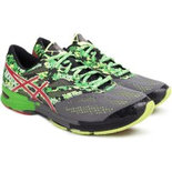 AK010 Asics Size 8 Shoes shoe for mens