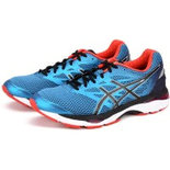 A034 Asics Size 8 Shoes shoe for running