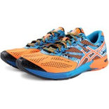 A038 Asics athletic shoes