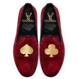 MO014 Maroon shoes for men 2019