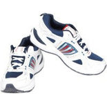 W034 White Size 8 Shoes shoe for running