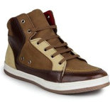 B035 Brown Size 8 Shoes mens shoes