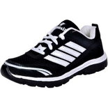 BZ012 Black Size 8 Shoes light weight sports shoes