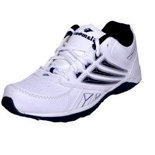 WG018 White Size 8 Shoes jogging shoes