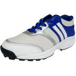 CR016 Cricket mens sports shoes