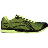 LZ012 Lime light weight sports shoes