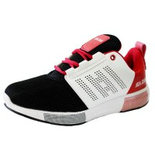 BR016 Black mens sports shoes