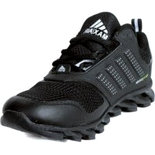 B026 Black durable footwear