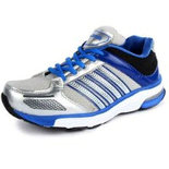 BD08 Blue Size 8 Shoes performance footwear