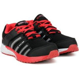B050 Black Size 8 Shoes pt sports shoes