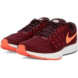 ME022 Maroon latest sports shoes