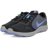 NM02 Nike Size 7 Shoes workout sports shoes