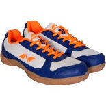 NT03 Nivia Badminton Shoes sports shoes india