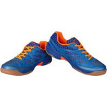 N026 Nivia Badminton Shoes durable footwear