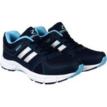 B028 Blue Size 8 Shoes sports shoe 2017