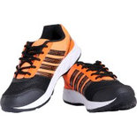 BW023 Black Size 8 Shoes mens running shoe