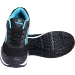 BP025 Black Size 8 Shoes sport shoes