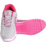PK010 Pink shoe for mens