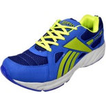 M038 Multicolor athletic shoes