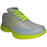 Port Green Aryan sports Running Shoes