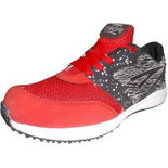 R029 Red Size 8 Shoes mens sneaker