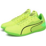 PS06 Puma Green Shoes footwear price