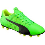 PZ012 Puma Green Shoes light weight sports shoes