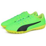 PK010 Puma Green Shoes shoe for mens