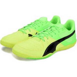 PF013 Puma Green Shoes shoes for mens