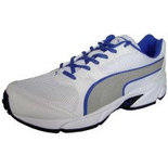 VM02 Violet workout sports shoes