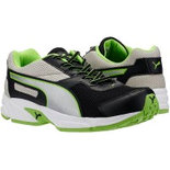 PC05 Puma Green Shoes sports shoes great deal