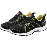 R027 Reebok Black Shoes Branded sports shoes