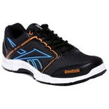 R043 Reebok Black Shoes sports sneaker