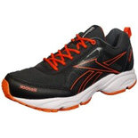 R035 Reebok Black Shoes mens shoes