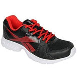 RK010 Reebok Black Shoes shoe for mens