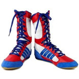 RXN BX-14 BLUE BOXING Boxing Wrestling Shoes