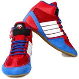 WI09 Wrestling sports shoes price