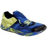 MW023 Multicolor mens running shoe