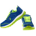 F027 Flourscent Branded sports shoes