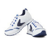W027 White Size 8 Shoes Branded sports shoes