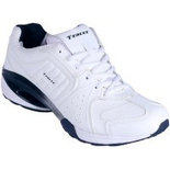 W047 White Size 8 Shoes mens fashion shoe