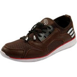 BJ01 Brown Size 8 Shoes running shoes