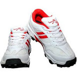 CZ012 Cricket light weight sports shoes